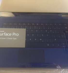 Microsoft Surface Pro 3/4 type cover