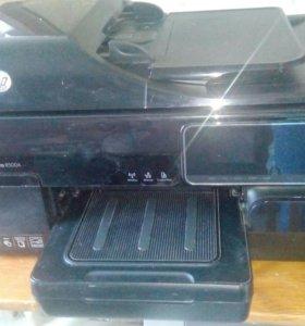 Принтер МФУ HP Officejet Pro 8500A