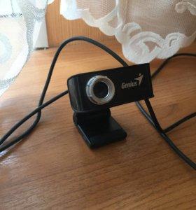 Веб-камера Genius i-Slim 310