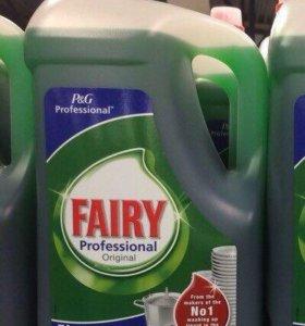 Финский Fairy 5 литров professional