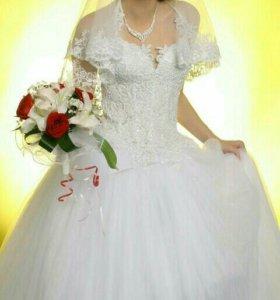 Свадебное платье. Купите платье) скидку сделаю)