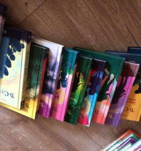 Книги Дисней Феи