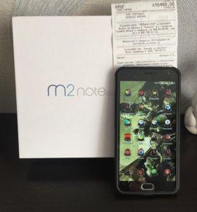 Meizu M2 note 16 gb