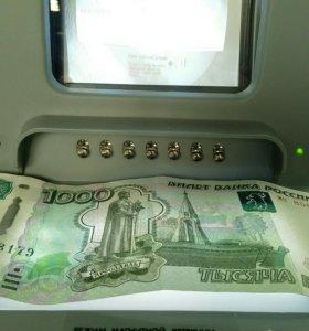 Детектор банкнот, НОВЫЙ.