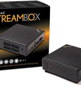 Медиаплеер сетевой беспроводной Zotac StreamBox