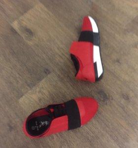 Коутые кроссовки