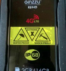 Ударопрочный водонепроницаемый смартфон