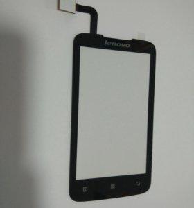 Тачскрин Lenovo A316i черный