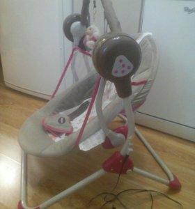 Электро качели Baby Care