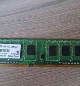 Оперативная память FOXLINE 2Gb DDR3