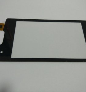Тачскрин Lenovo A1000 черный