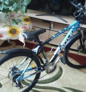 Скоростной. Горный велосипед.