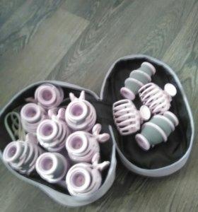 Спиральные термобигуди