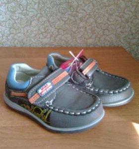 Новые ботиночки р.24