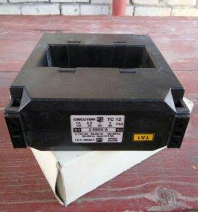 Трансформатор ТК12 2500/5А