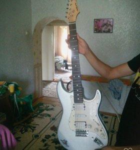 Электро гитара STG series цена договорная