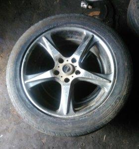 Комплект литых дисков R17 для Mercedes