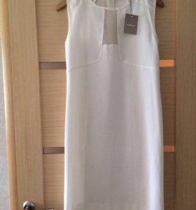 Белое элегантное платье Marella(новое)