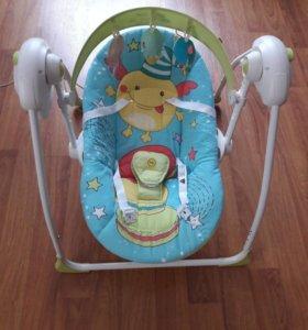 Электрокачели Happy Baby Jolly