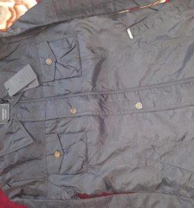 Куртка демесезонная новая