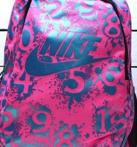 Рюкзак Nike Figures Pink