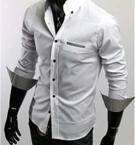 Продам стильную мужскую рубашку.