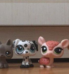 Игрушки детские LPS Littlest Pet Shop