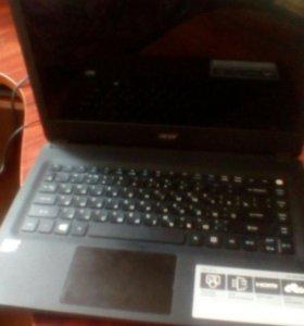 Ноутбук Acer рабочий