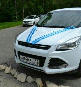 Поучаствую в свадебном кортеже на личн автомобиле