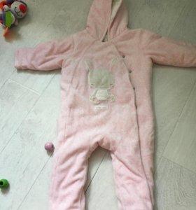 Комбинезон Mothercare 9 месяцев