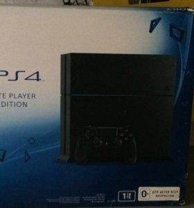 PS4 1Тб 2 геймада 2 игры