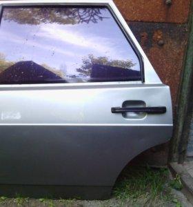 Дверь ВАЗ 2109 задняя левая