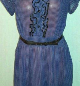 Платье шифон 42-44