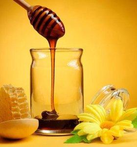 Продам мёд с Горного Алтая..очень вкусный ..