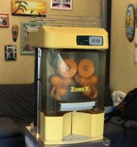 Zumex 200 соковыжималка