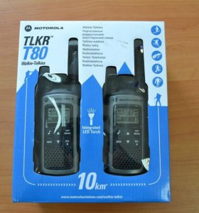 Комплект раций Motorola TLKR T-80