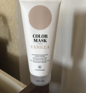 Колор маска для волос