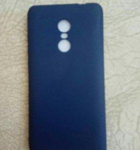 Бампер для Xiaomi Redmi Note 4