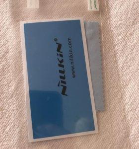 Защитная плёнка на Asus Zenfone 3 max
