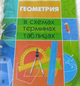Справочник по геометрии.