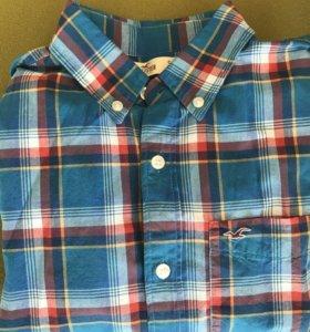 Новая мужская рубашка Hollister