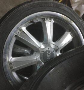 Комплект колес от Ауди