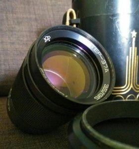 Объектив 135 мм портретник