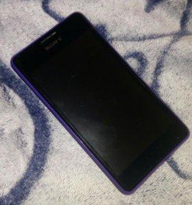 Телефон Sony Xperia e1