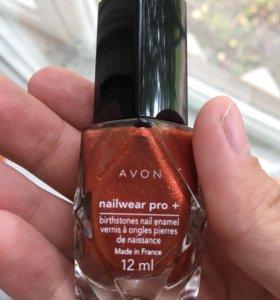 Новый лак для ногтей Avon