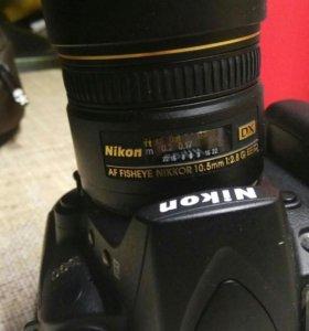 Nikon Nikkor Fisheye AF DX