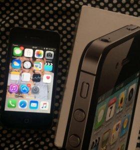 Айфон 4s на 16gb