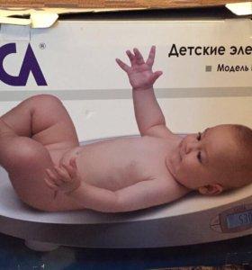 Весы электронные детские Laica
