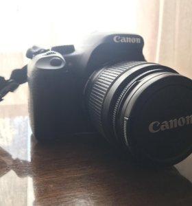 Фотоаппарат б/у Canon EOS 550D KIT