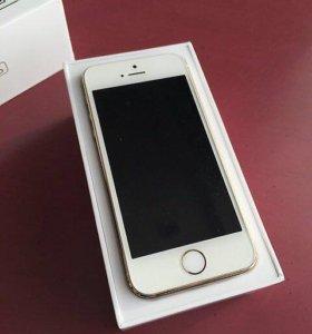 обмен iPhone 5s 16Gb Gold